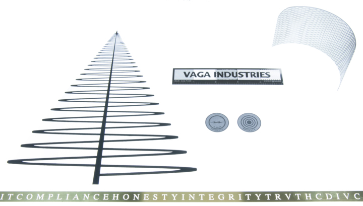 Aerospace Manufacturing with Vaga Industries' Photo Etching Capabilities