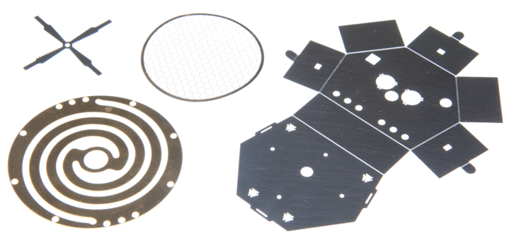 Precision Photo Etching Components